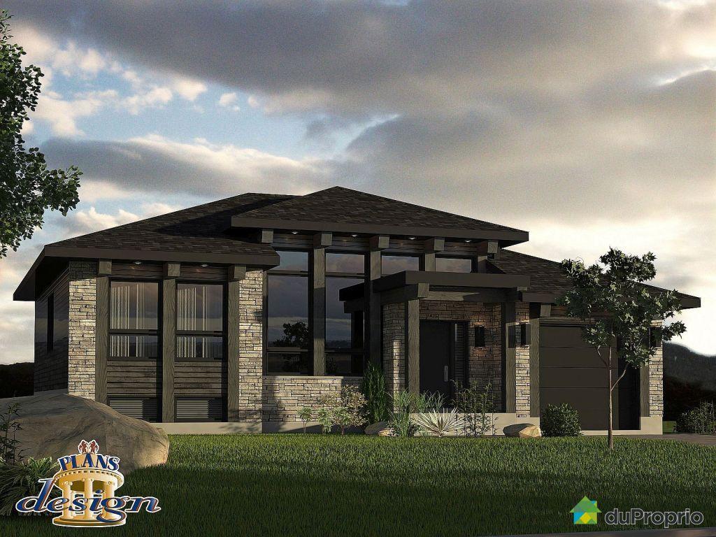 Maison neuve vendre st r mi construire les bois s for Achat maison neuve ville de quebec