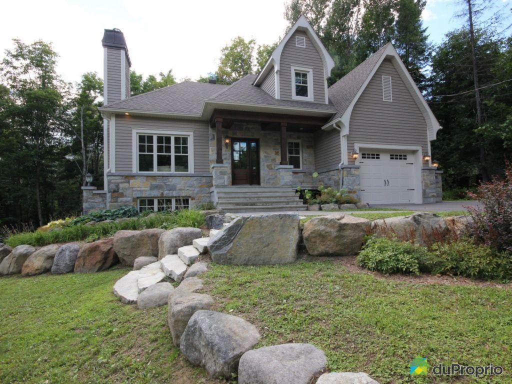 maison neuve vendre ste ad le 1322 chemin du paysan immobilier qu bec duproprio 641095. Black Bedroom Furniture Sets. Home Design Ideas