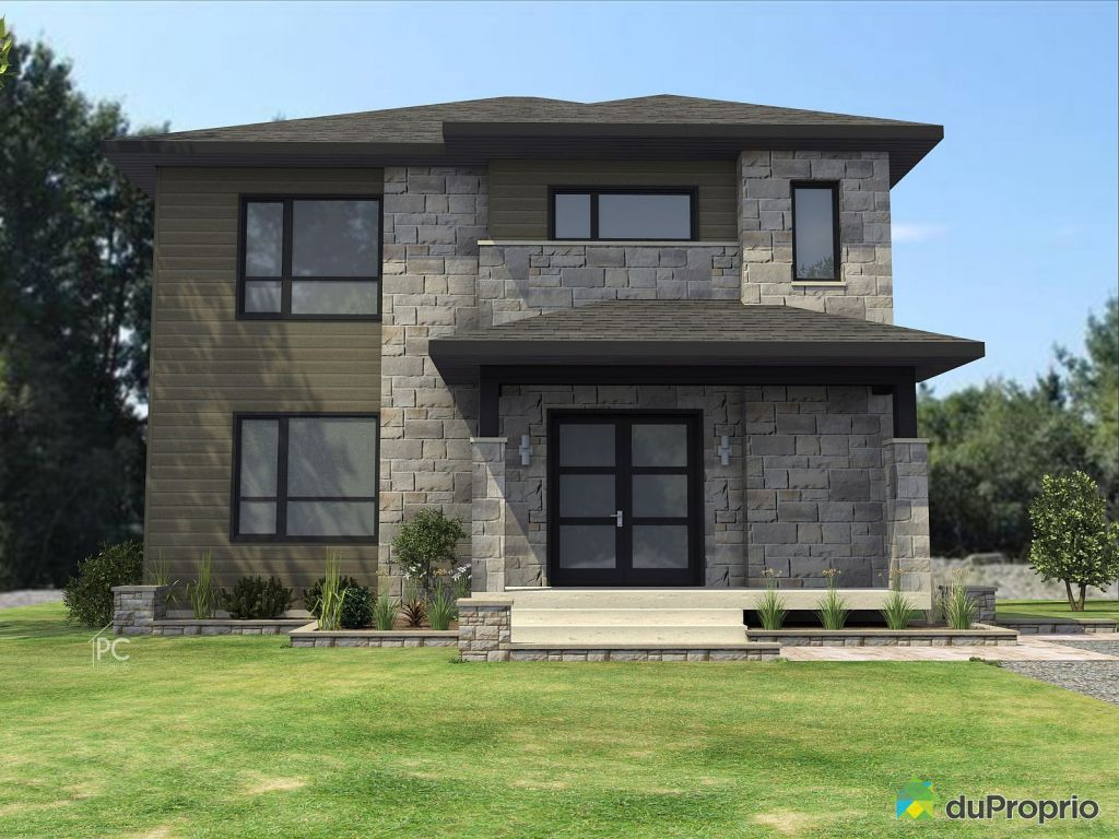 maison neuve vendre ste marie 1572 rue des arpents verts immobilier qu bec duproprio 635886. Black Bedroom Furniture Sets. Home Design Ideas