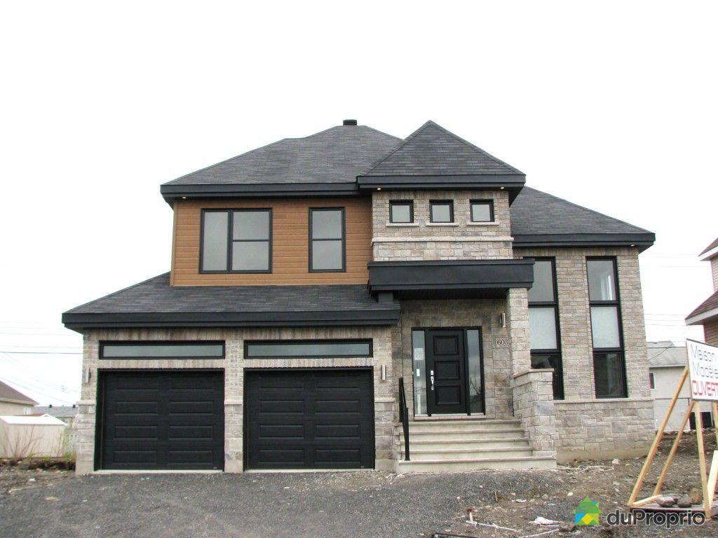 Maison neuve vendu ste rose immobilier qu bec duproprio 328190 - Maison a vendre par l etat ...