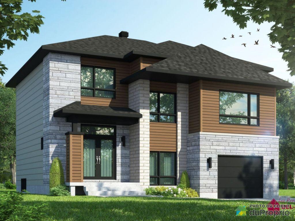 Maison neuve vendre ste rose rue grenier mod le le p ridot immobilier - Comment trouver le proprietaire d une maison ...