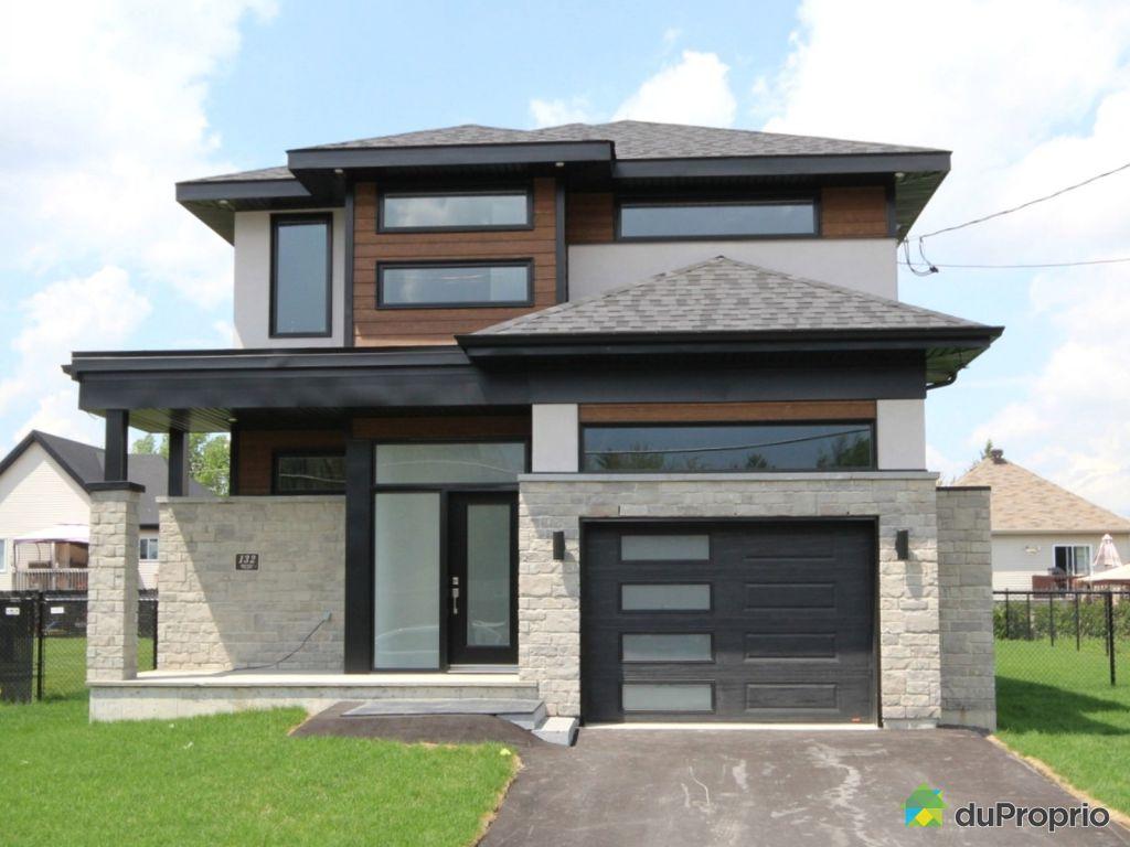 Maison neuve vendu ste sophie immobilier qu bec duproprio 695264 - Maison a demenager a vendre ...