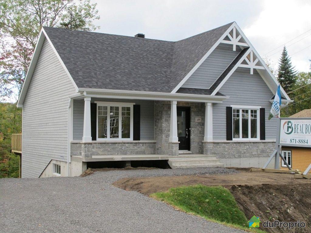 Maison neuve vendu stoneham immobilier qu bec duproprio for Immobilier maison neuve