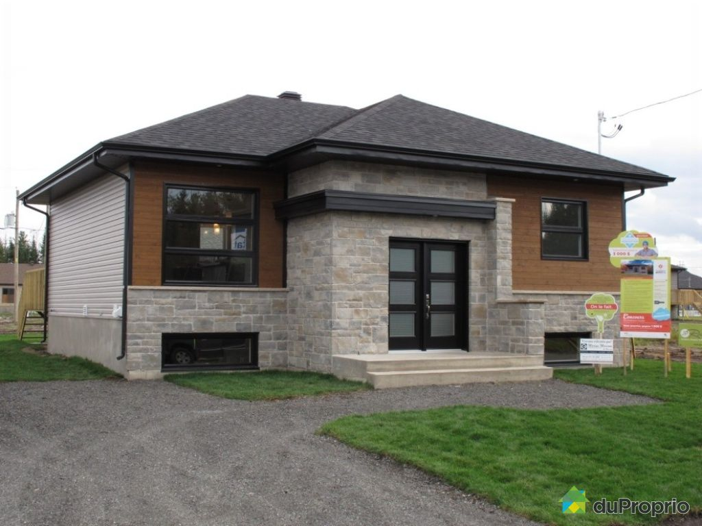 92 rue archambault victoriaville vendre duproprio - Facades maisons photos ...