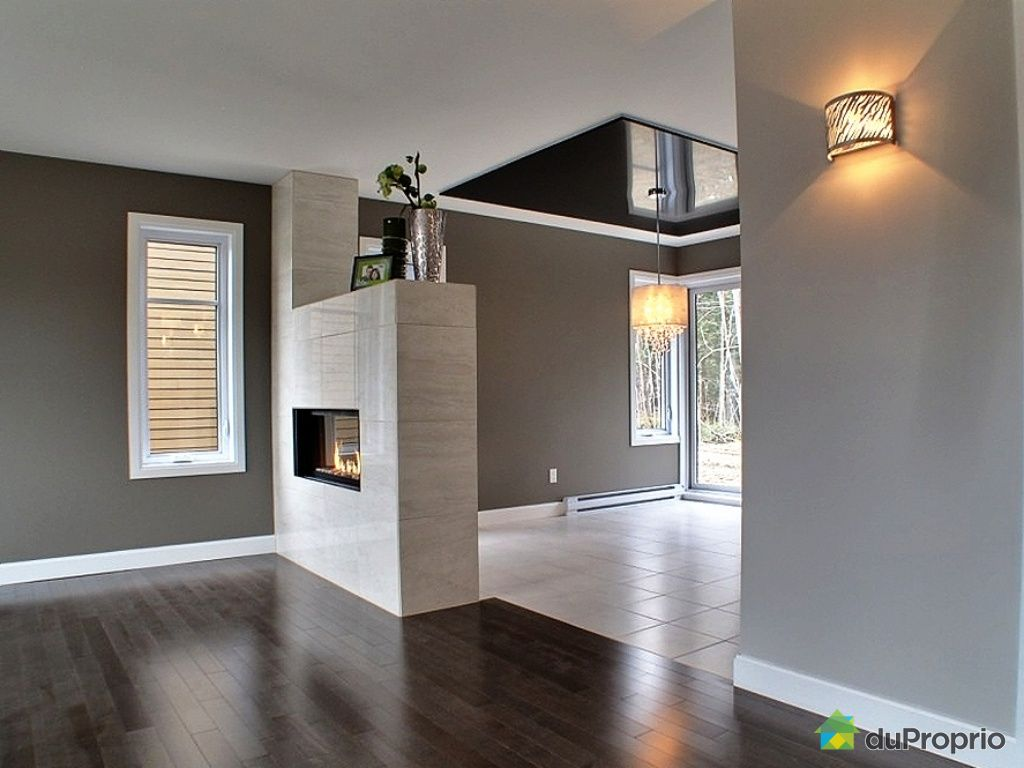 Newly built house sold in st henri de l vis duproprio for Foyer interieur