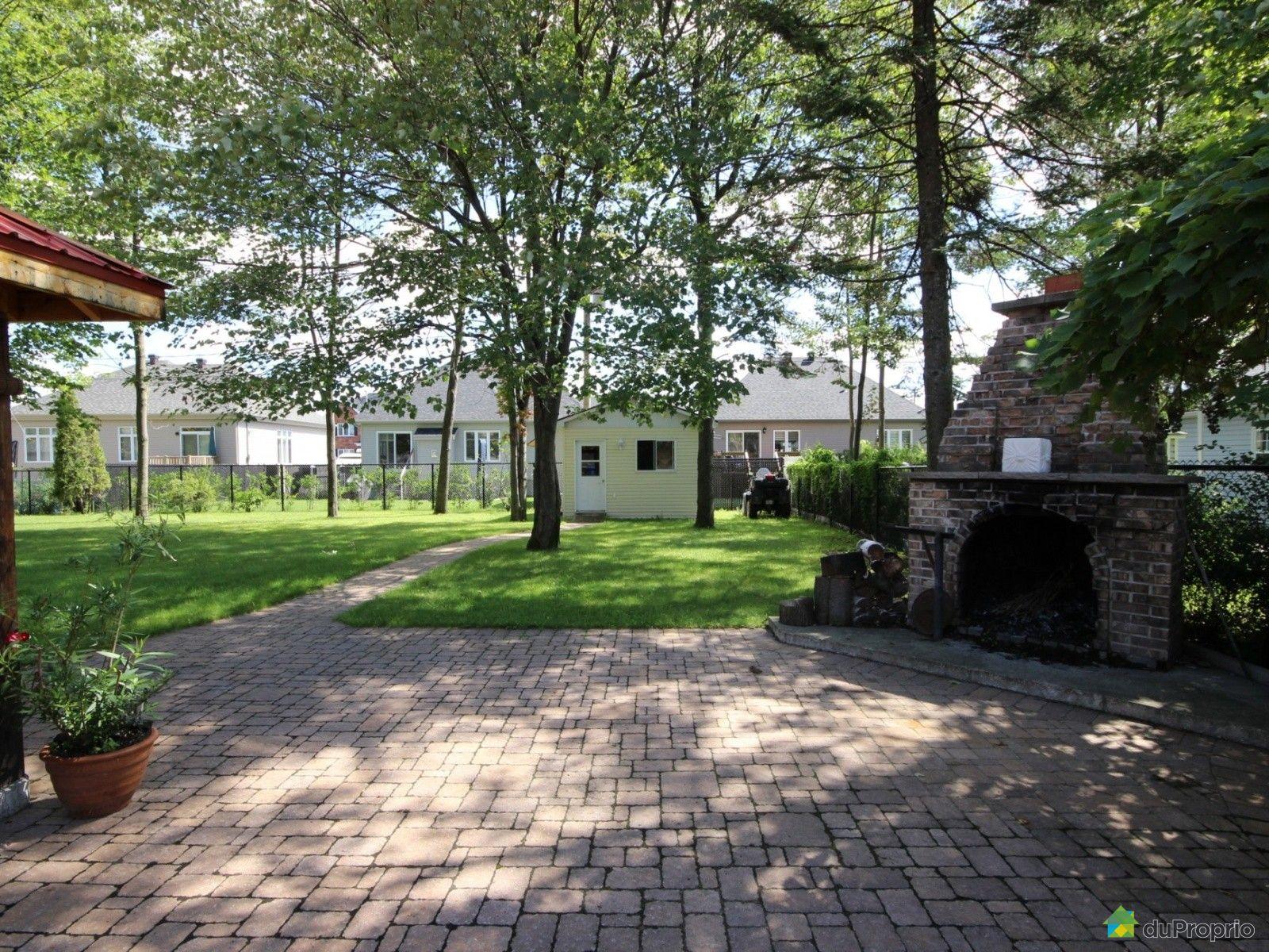 Foyer Grand Ouest Beaurepaire : Maison à vendre blainville e avenue ouest