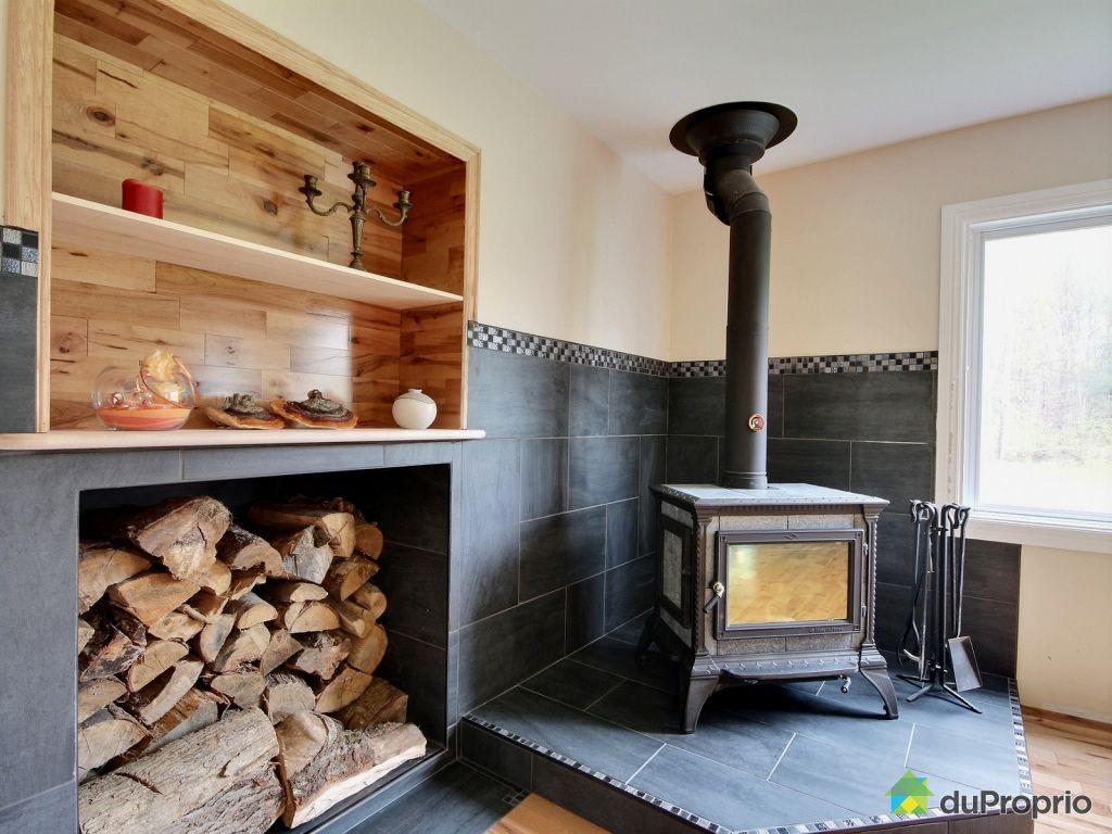 Maison à vendre TroisRivières, 830, rang StNicolas, immobilier Québec  DuP