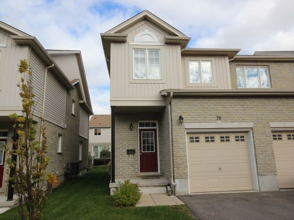 Condo Townhouse For Sale In Kitchener Waterloo On