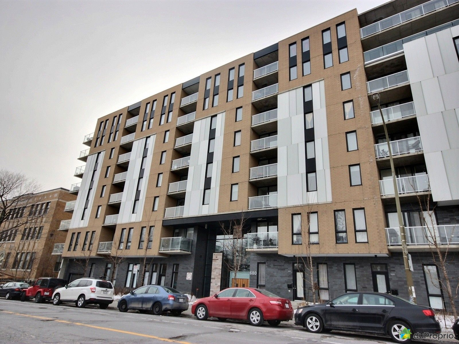 Condo for sale in Montreal 303 680 rue de Courcelle DuProprio  #69403A