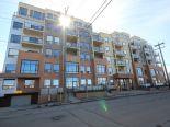 Condominium in Queen Mary Park, Edmonton - Central