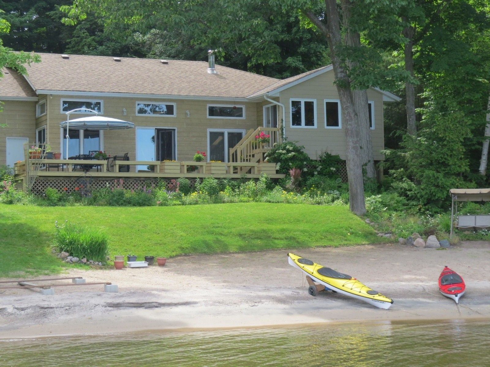 Waterfront Property For Sale Tiny Beaches Road Tiny