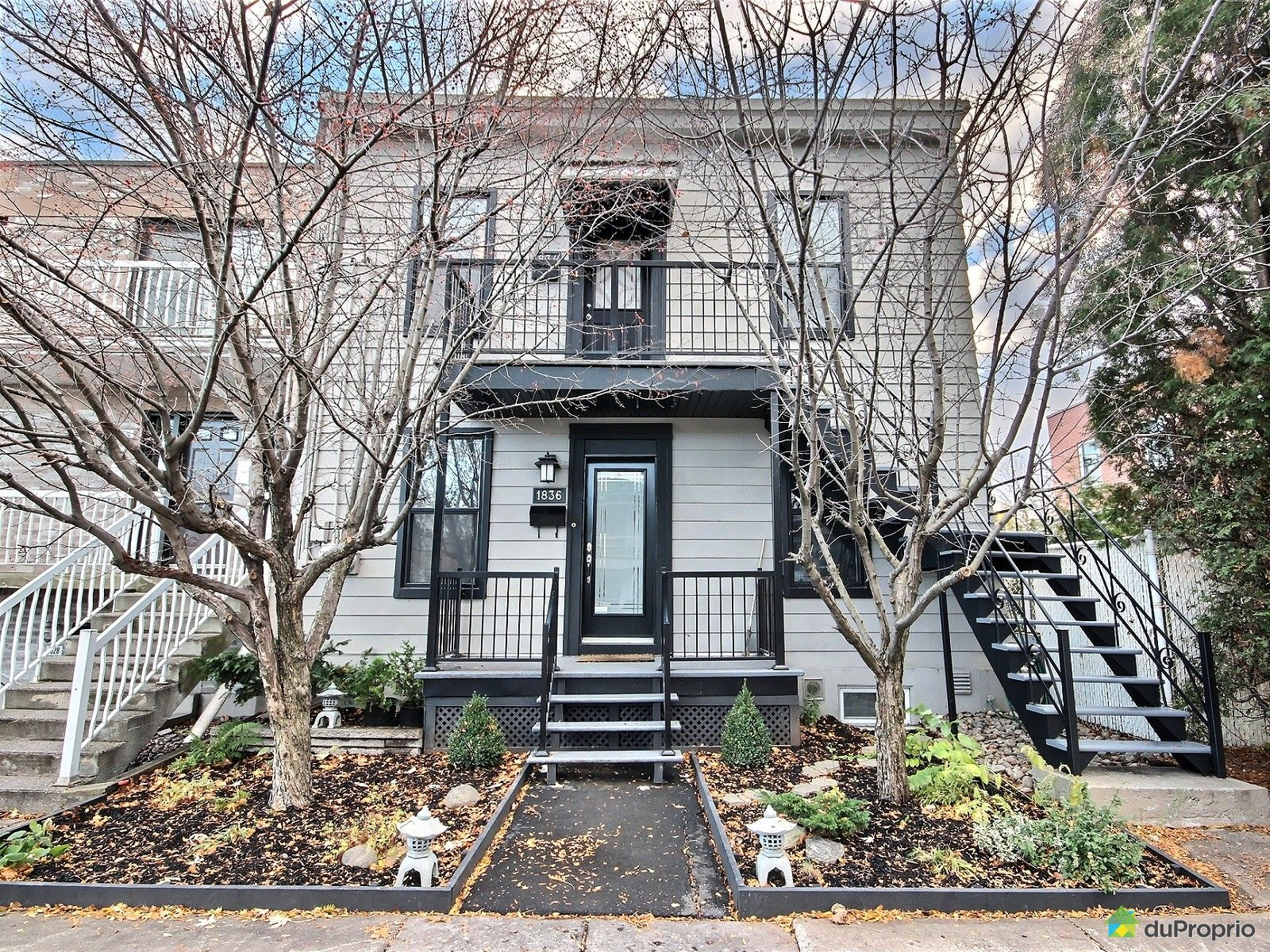 Duplex Sold In Montreal Duproprio 564201