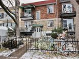 Duplex in Rosemont / La Petite Patrie, Montreal / Island