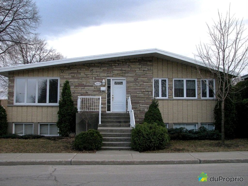 House sold in montreal duproprio 323476 for Claude robillard piscine