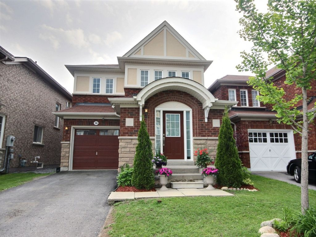 house sold in ajax