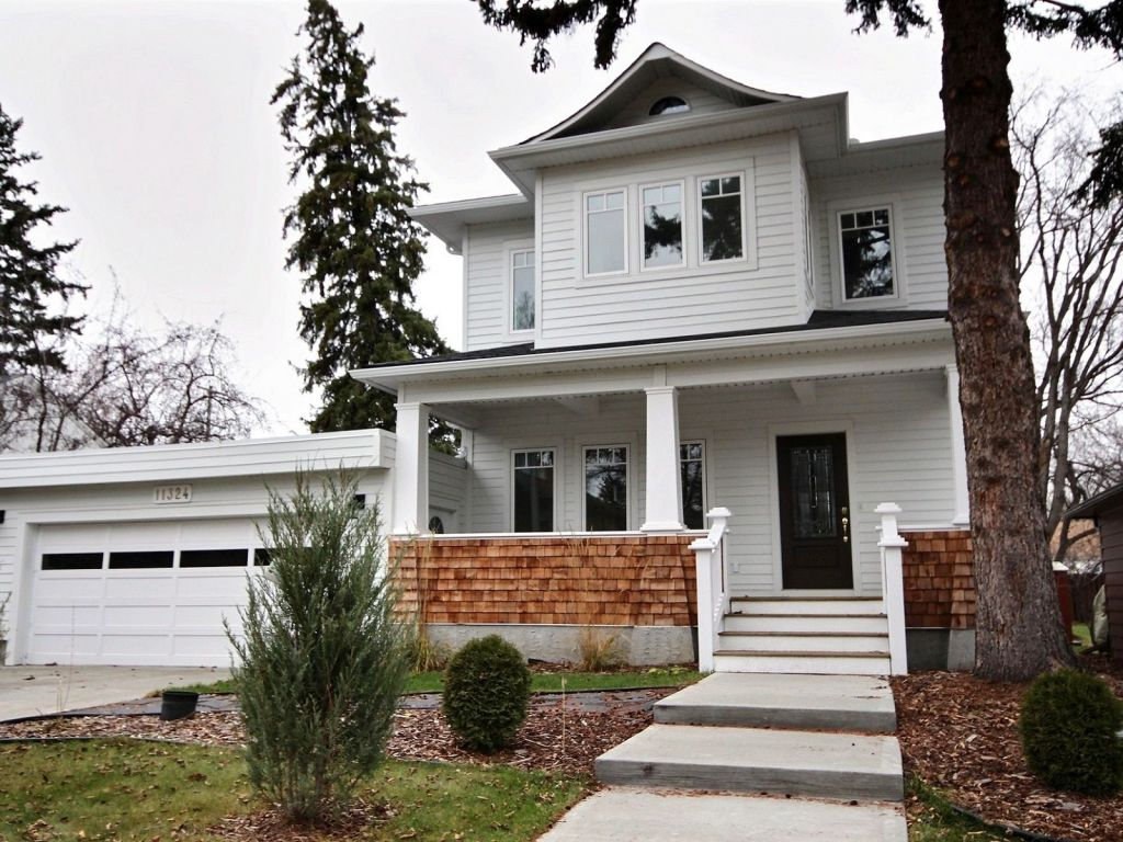 House for sale in edmonton northeast 11324 64 street nw for Garage packages edmonton