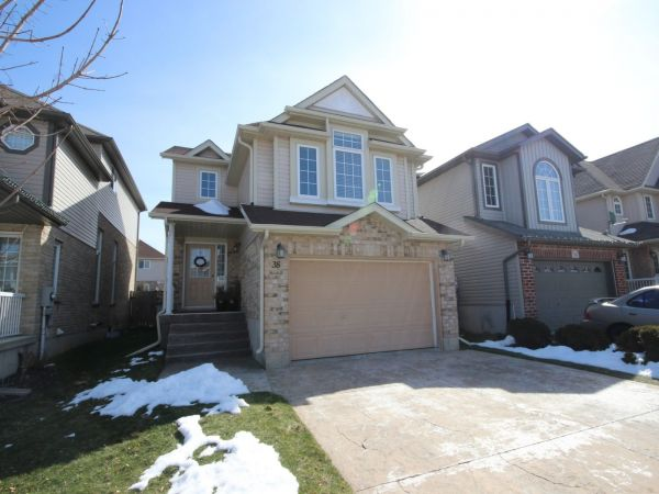 Homes For Sale In Doon Kitchener Ontario