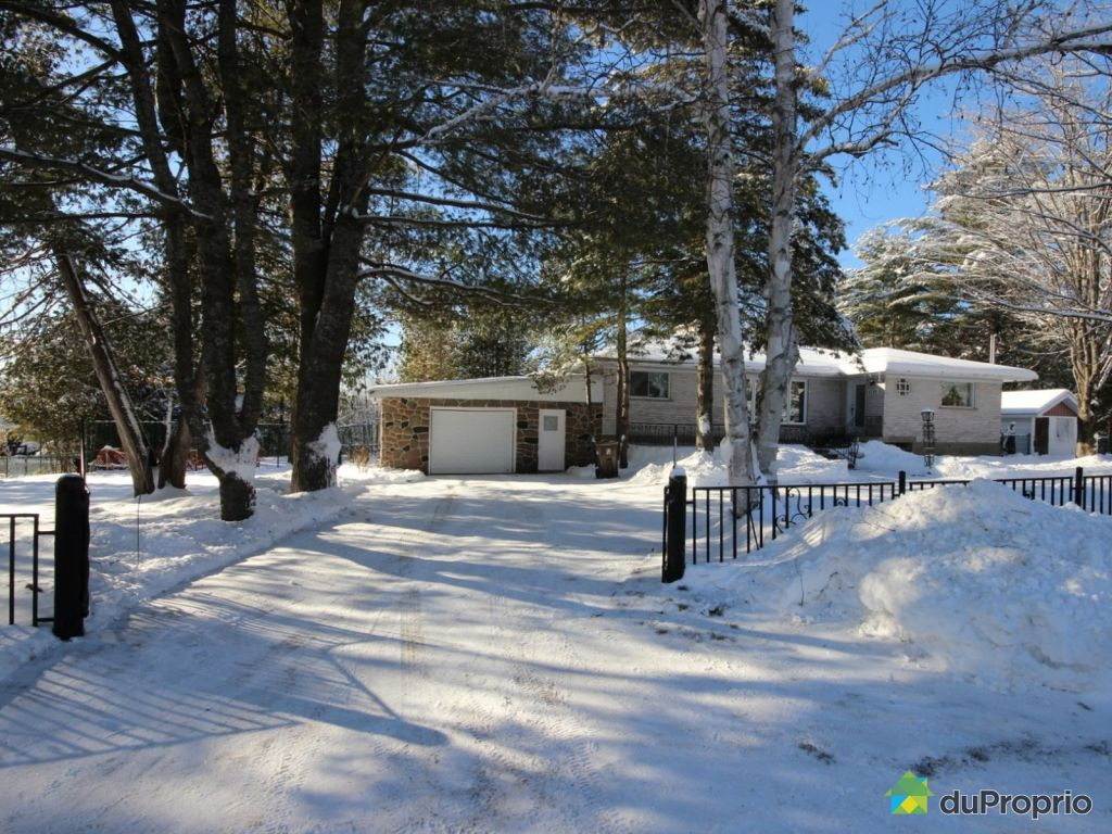 Property For Sale In Rawdon Quebec
