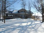 Bungalow in St. Malo, East Manitoba - South of #1  0% commission