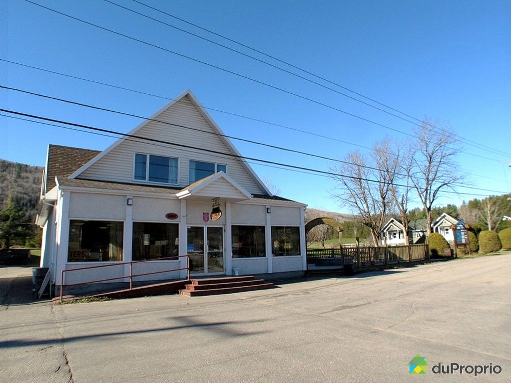 Hotel / Motel for sale in Baie-St-Paul, 1493 boulevard de ...
