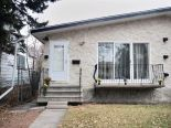 Semi-detached in Canora, Edmonton - West