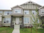 Townhouse in Crystallina Nera West, Edmonton - Northeast