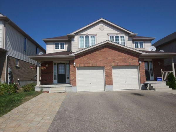 Semi Detached House For Sale Kitchener