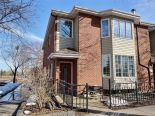 Townhouse in Rossdale, Edmonton - Central