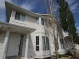 Townhouse in Silver Berry, Edmonton - Southeast