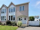 Semi-detached in St-Hyacinthe, Monteregie (Montreal South Shore) via owner