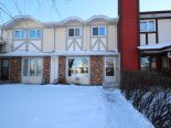 Townhouse in Templeton-Sinclair, Winnipeg - North West