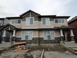 Semi-detached in Walker Lakes, Edmonton - Southeast