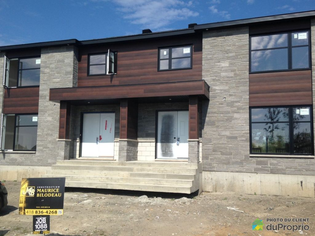 Newly Built House For Sale In Pintendre Jumel Cottage