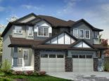 Semi-detached in Rosenthal, Edmonton - West