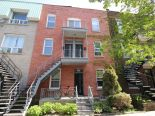 Triplex in Ville-Marie (downtown, old Mtl), Montreal / Island