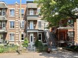 Triplex in Rosemont / La Petite Patrie, Montreal / Island