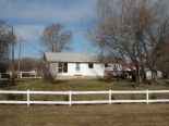 Bungalow in Oakbank, East Manitoba - North of #1