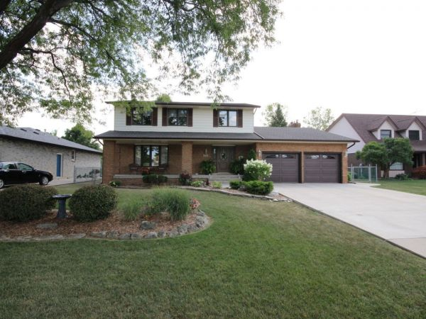 house sold in tecumseh