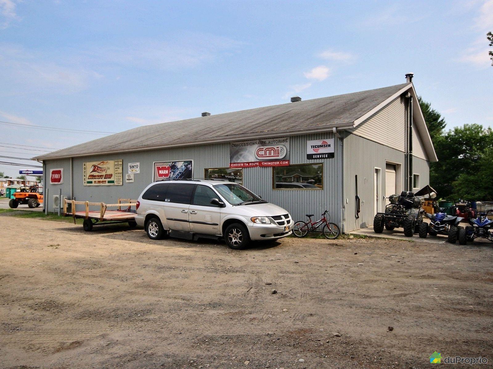 Garage vendre shawinigan 2013 avenue de la montagne for Garage desaffecte a vendre