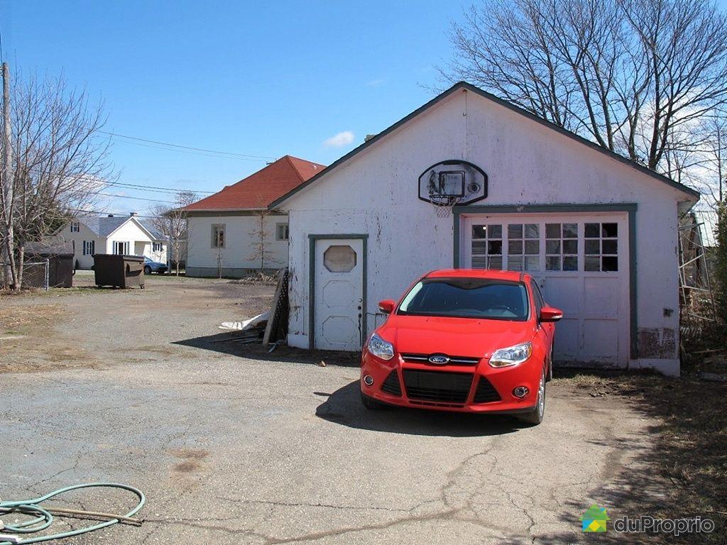 Commercial appartement vendre st jean port joli 10 avenue gasp est immobilier qu bec - Commerce garage a vendre ...
