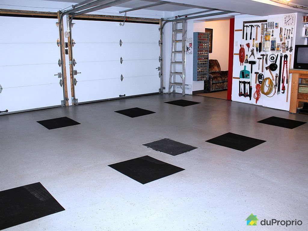 Condo vendu boucherville immobilier qu bec duproprio for Garage interieur