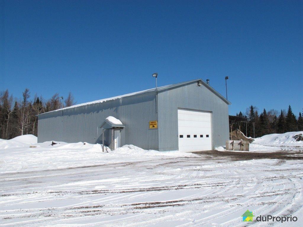 Espace commercial vendu st germain de kamouraska immobilier qu bec duproprio 496901 - Commerce garage a vendre ...