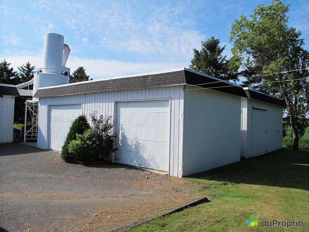 Maison vendre ste perp tue 1832 rue saint joseph immobilier qu bec duproprio 351680 - Commerce garage a vendre ...