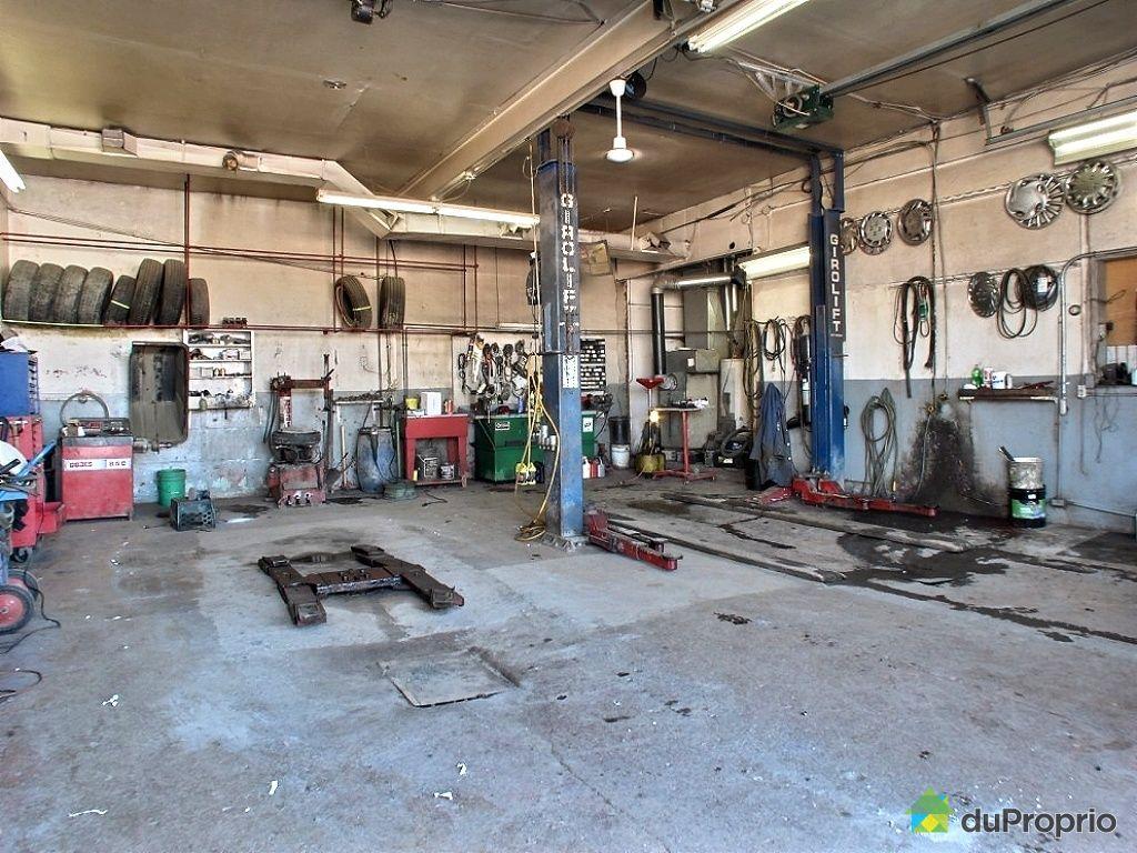 Garage vendre durham sud 120 rue de l 39 h tel de ville for Vendre voiture a un garage
