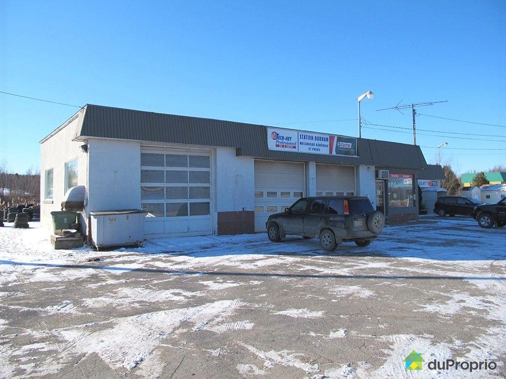 Garage vendre durham sud 120 rue de l 39 h tel de ville immobilier qu bec duproprio 479674 - Equipement de garage a vendre ...