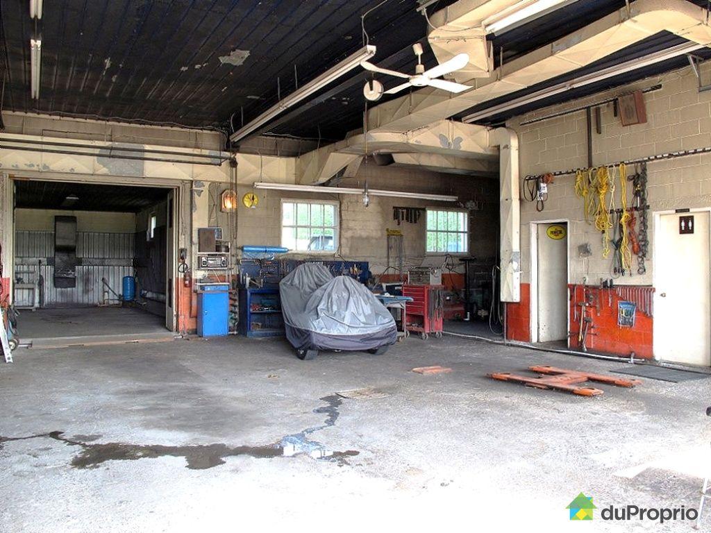 Garage garage a vendre ste marie quebec province large - Commerce garage a vendre ...