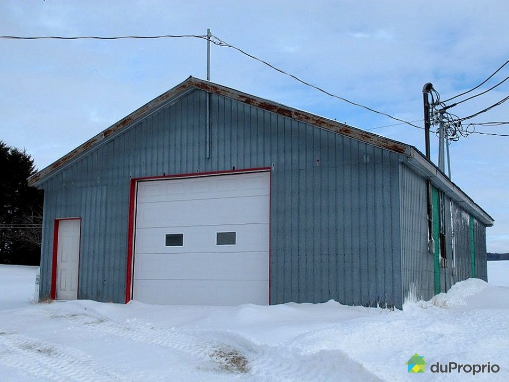 House sold in ste marguerite de beauce duproprio 271288 for Garage avenue sainte marguerite nice