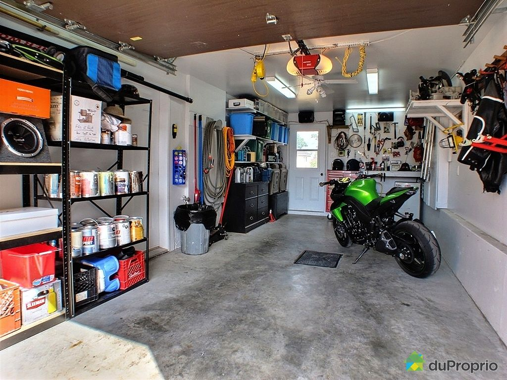 Comment bien ranger son garage affordable rangement for Comment vendre son garage