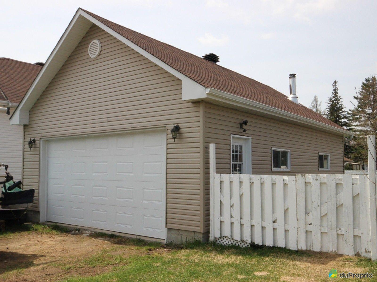 Maison vendre pointe calumet 233 avenue 37e immobilier for Garage desaffecte a vendre