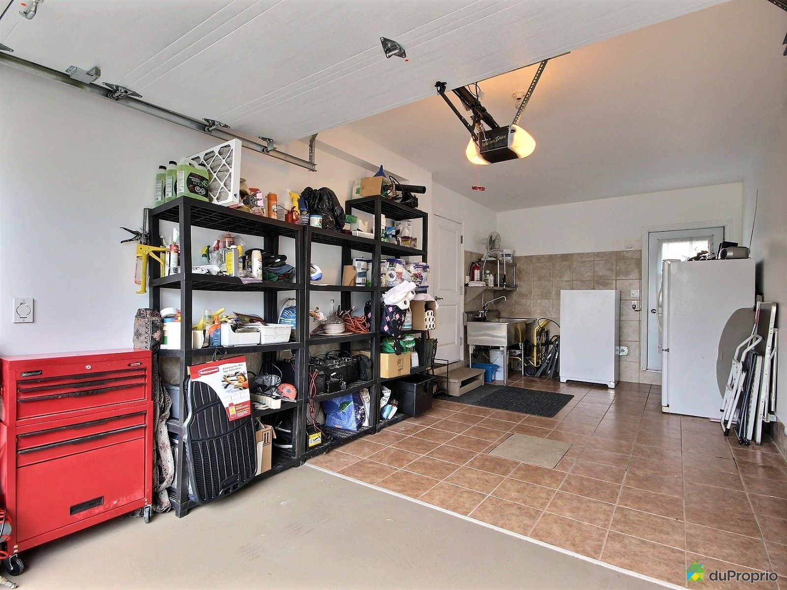 Maison vendu candiac immobilier qu bec duproprio 561208 for Garage vestric et candiac